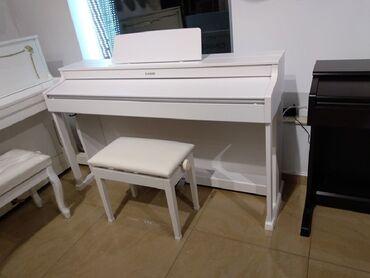 Elektro Pianino - Faizsiz Daxili Kreditlə və Rəsmi Bank Krediti ilə