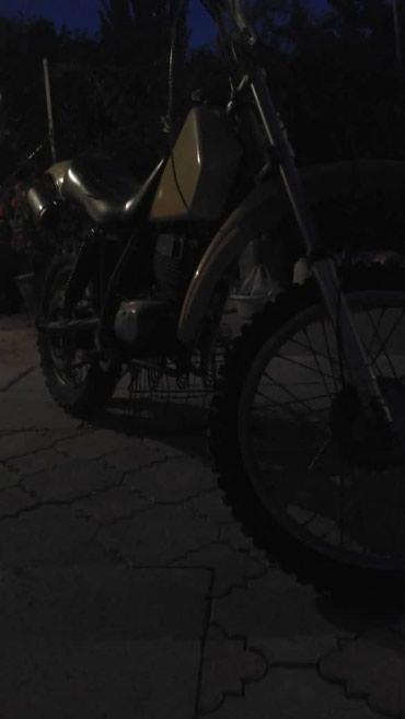 Мотоциклы и мопеды - Кызыл-Суу: Продаю матас чезет