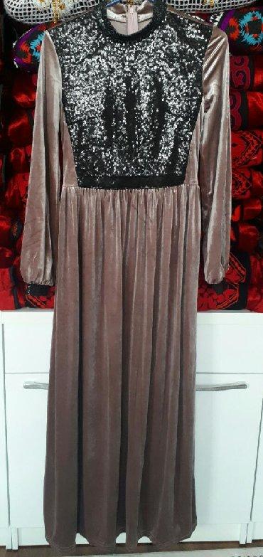 длинное платье карандаш в Кыргызстан: Продаю длинное вечернее платье, абсолютно новое, реальному клиенту