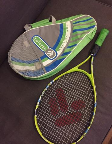 Children's tennis racket. Perfect condition