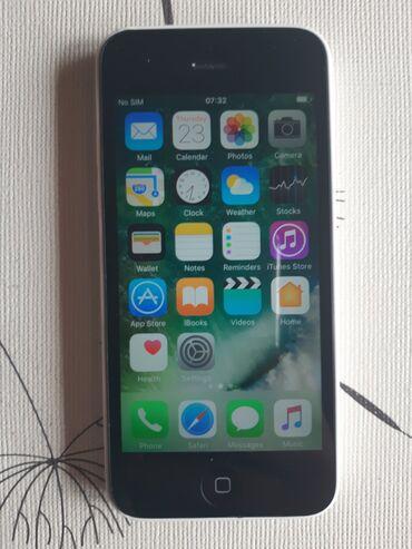 Elektronika | Novi Sad: IPhone 5c KAO NOV malte ne bez tragova koriscenja. Telefon je