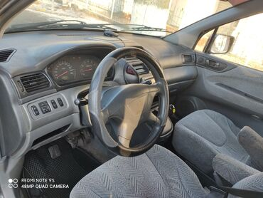 гири с лицами в Кыргызстан: Mitsubishi Space Wagon 2.4 л. 2000