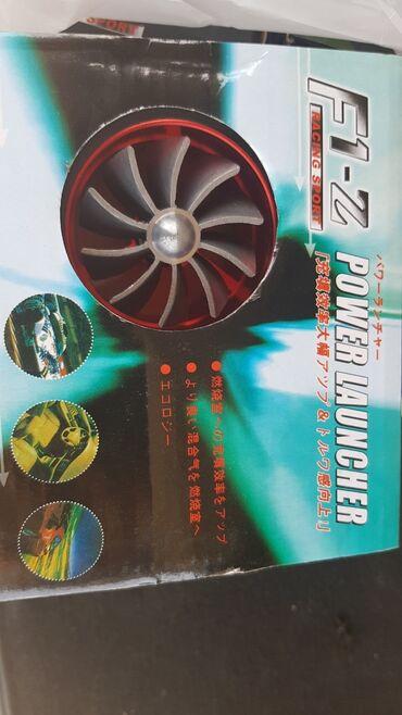 bmw x3 30d at - Azərbaycan: BMW modelleri üçün TURBO FAN +10hp