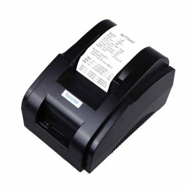 Термопринтер чеков Xprinter 58IIH usb 58mm. В в Ош