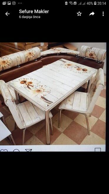 Bir divan 125*175 stol 110*70 acilanda 170 2stul 420 azn *sefure