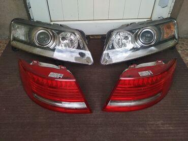 audi a6 2 8 tiptronic в Кыргызстан: Оптика фары передние и задние стоп фонари Audi A6 7 г