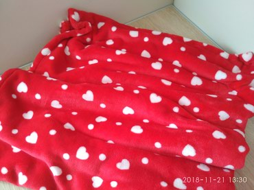 Осталось последнее одеялко из пенки, в Бишкек