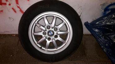 Bmw x5 3 0i mt - Srbija: Komplet guma Verdestein sportrac sa BMW felnama 195/65 R15. Kupljene