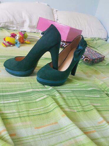 Cipele kao nove obuvene samo jednom broj 40  1000 din