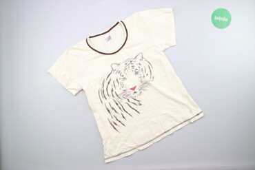 Жіноча футболка з принтом Nenetta Secret р. S    Довжина: 58 см Ширина