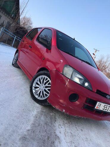 продажа мойки высокого давления в Кыргызстан: Daihatsu YRV 1.3 л. 2001 | 999 км