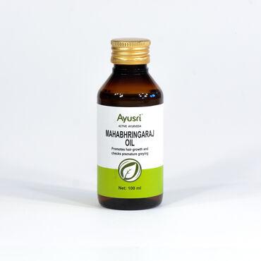 Масло МахабринграджЭто уникальное аюрведическое масло интенсивно