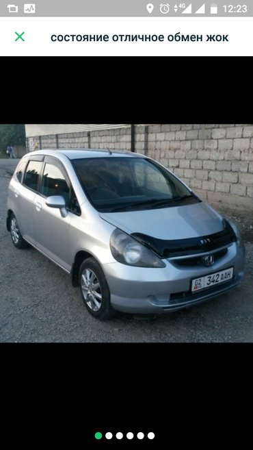 Honda Fit 2001 in Бишкек