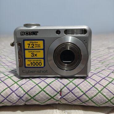Продается цифровой фотоаппарат Sony Cyber-shot, в отличном состоянии