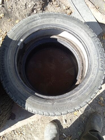 куплю диски на 16 бу в Кыргызстан: Шина бу Michelin M+S 195/55/16
