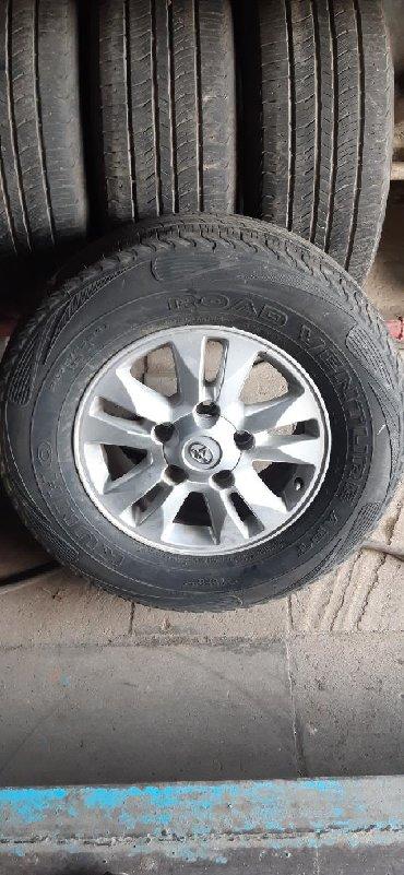 kumho baku - Azərbaycan: Toyota Land Cruser Disk Təkəri 275 65 R17(4 ədəd)