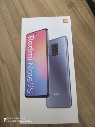 audi a3 16 tiptronic в Кыргызстан: Новый Xiaomi Redmi Note 9S 64 ГБ Черный