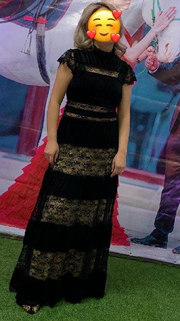 размер 38 м в Кыргызстан: Платье турецкое, размер 38 (М), было одето 2 раза, состояние очень хор