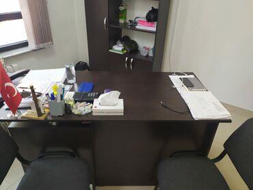 Сдается офис или же по отдельности рабочие места с мебелью. Офис 43 кв