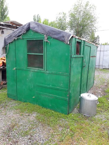 Недвижимость - Кок-Ой: Продаю домик пчеловода, в хорошем состоянии, цена договорная