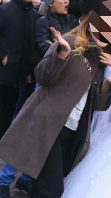 Продаю пальто новый одевала 2 раза Размер 46 Мех натуральный Покупала