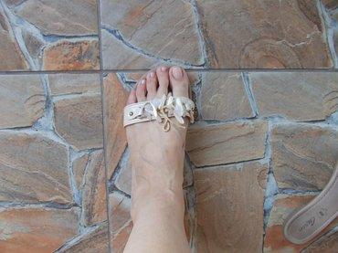 Papuce su preslatke , par puta obuvene, postavljeno kozom, pogledajte - Kraljevo