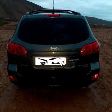 Hyundai Santa Fe 2.2 л. 2006 | 208000 км