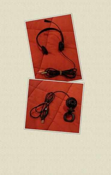 Ακουστικά με μικρόφωνο και camera, έχουν σε Καματερó