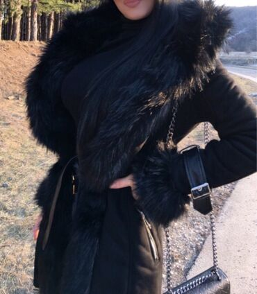 Krzneni kaputi | Srbija: Monton je samo jednom prošetan na kratko, kada je i slikan. Nov je. S/
