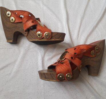 Женская обувь в Кочкор: Продается бассаножка в хорошом состояние ' покупала в Лионе дорого