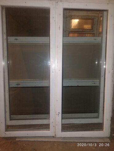 Ремонт и строительство - Кемин: Продаю деревянные окна 3шт