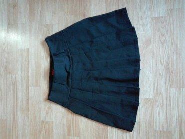 Suknja,  crna,  br 36, prelepo stoji - Nis - slika 3