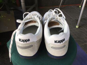 Personalni proizvodi | Sopot: Muške patike Kappa br 45 jednom nosene kao nove vidi se po slikama bez