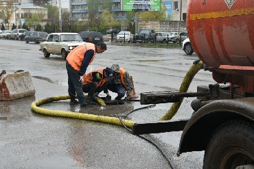 Услуги - Чон-Таш: Прочистка канализации ЛЮКИ любые сложности КВАРТИРЫ,Дома, рестораны