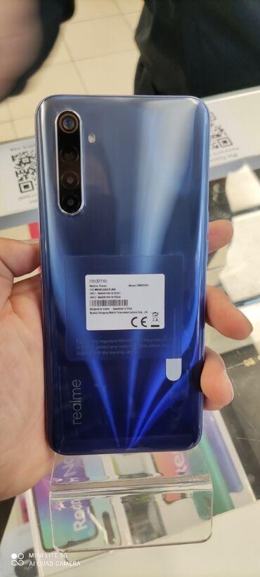Смартфон Oppo Realme 6 (4+128) EU Новый, запечатанный. Гарантия 3