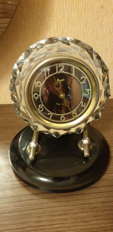 Xırdalan şəhərində Super saat kimi Mayak saat.İşləməyinə söz ola bilməz.1975-ci