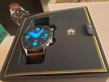 Salam Huawei GT-2 ideal veziyyetdedi, hec bir problemi yoxdu supe