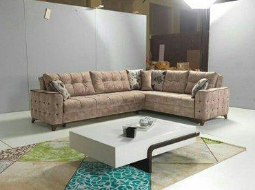 Bakı şəhərində Kunc divan, Fabrik istehsali,ölçü 300x240