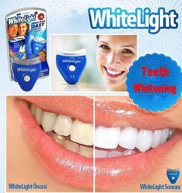 Elektronika - Zajecar: 600 dinAparat za izbeljivanje zuba WHITE LIGHT-NOVOWhite Light aparat