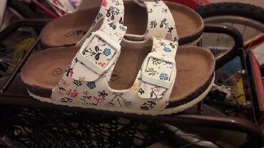 Adidas-papuce - Srbija: Anatomske Papuce za decu.Broj 31.Par puta nosene