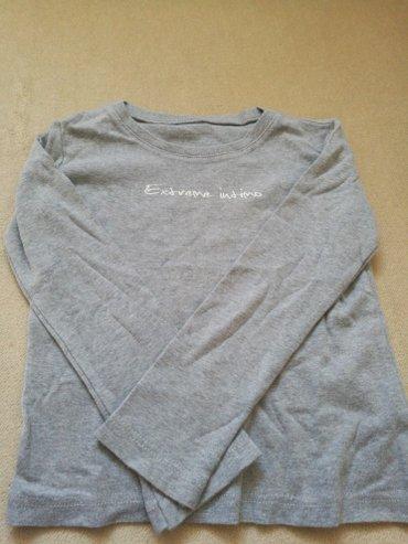 Dečije bluzice ,duksići 110,116 cm u kompletu (6 stvarčica ) - Pozarevac