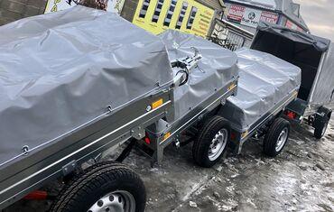 Прицепы - Кыргызстан: Легковые автоприцепы от производителя Россия  г. Саранск «СаранскСпец