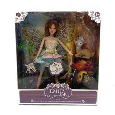 развивающие игрушки для младенцев в Кыргызстан: Куклы Emily!Любая девочка будет в восторге от такого подарка.Куклы