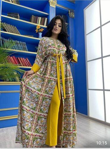 Детский мир - Джалал-Абад: НОВОЕ Платье очень красивое. 46р.(турецкий)Русский размер