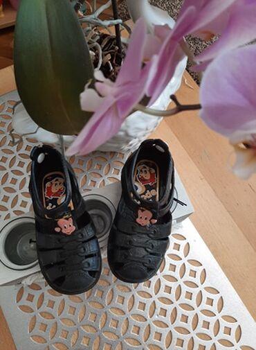 Dečija odeća i obuća | Kraljevo: Plasticne sandalice, po meni unisex
