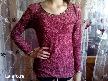 Bordo džemper - Pirot