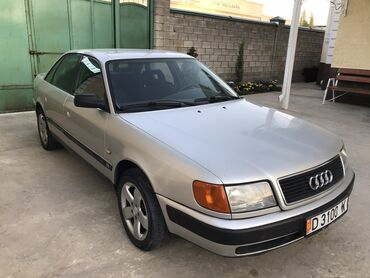 audi 100 2 8 quattro в Кыргызстан: Audi 100 2.3 л. 1993 | 350000 км