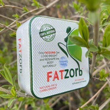Фатзорб плюс - эн кучтуу диетасыз арыктаттуруучу каражат. Эн негизгиси