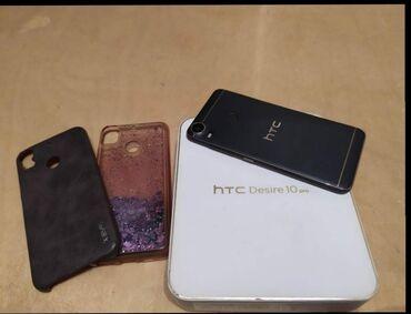 HTC - Azərbaycan: Htc pro 10 ela vezyetdedir qadın işlədim 4/64 gb kamera 20 mpqabag