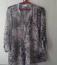 турецкая блуза в Кыргызстан: Красивая турецкая шифоновая блузка. Размер 50 - 52